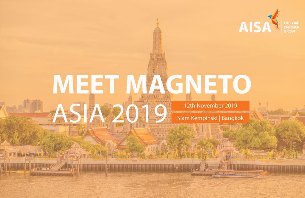 Meet Magneto Asia 2019